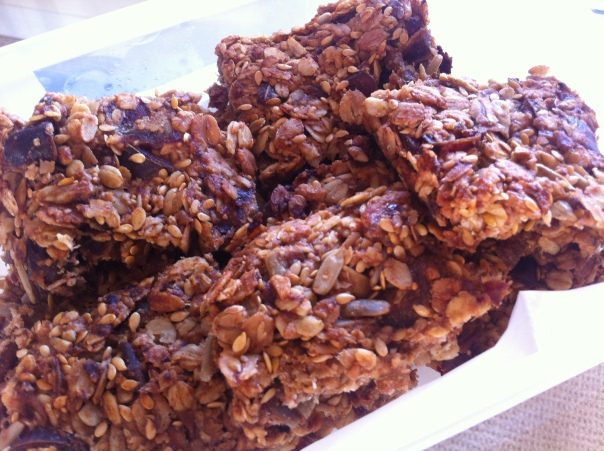SAD off! And Make Yourself A Sweet, Healthy Flapjack