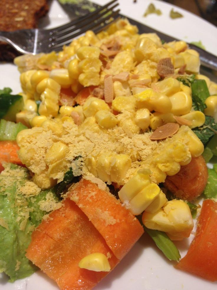 The Humble Salad