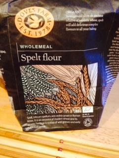Doves Farm Organic Spelt Flour